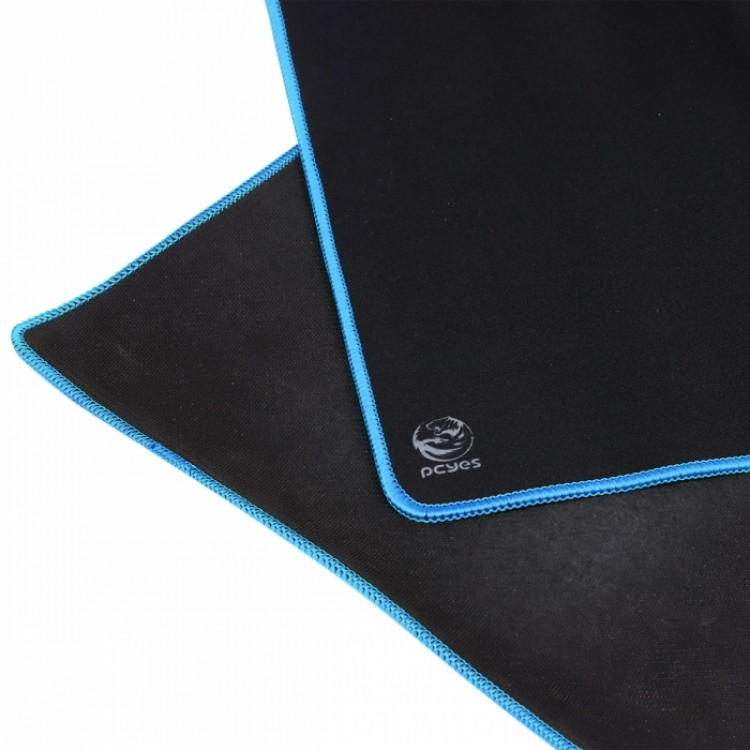 MOUSE PAD GAMER PCYES COLORS AZUL 90X42CM PMC90X42BE - Imagem: 3