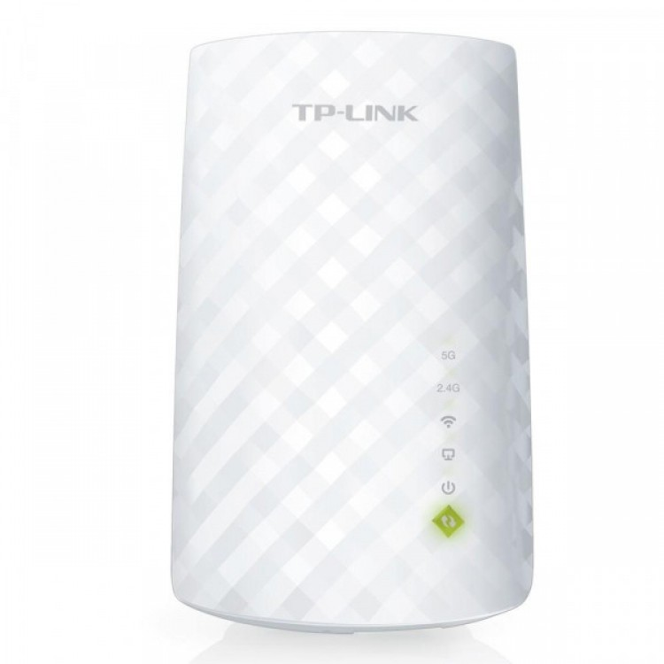 REPETIDOR WIRELESS TP-LINK RE200 AC750 DUAL BAND 433MBPS - Imagem: 3