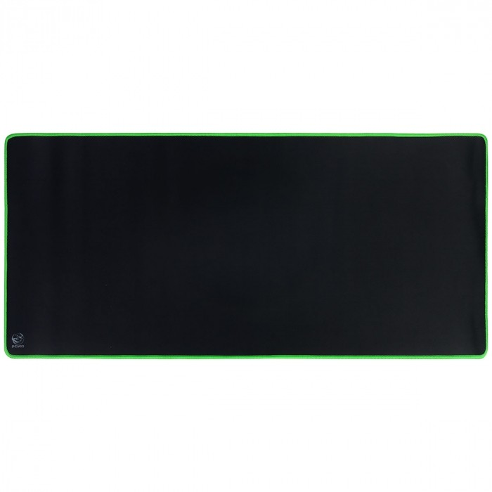 MOUSE PAD GAMER PCYES COLORS VERDE 90X42CM PMC90X42G