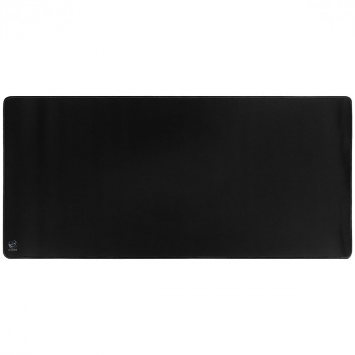 MOUSE PAD GAMER PCYES COLORS PRETO 90X42CM PMC90X42B