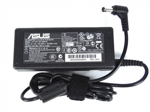FONTE NOTEBOOK ASUS 19V 3.42A 65W 2.5MM
