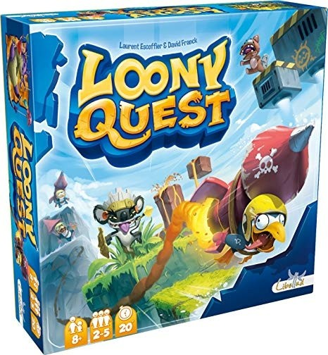 BOARDGAME LOONY QUEST